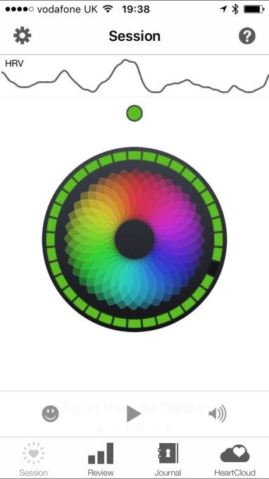 Inner Balance app